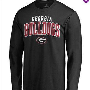 NWT UGA Bulldogs • XL • Long-Sleeve T-shirt